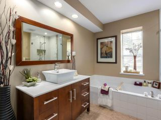 Photo 11: 13 101 PARKSIDE DRIVE in Port Moody: Heritage Mountain Townhouse for sale : MLS®# R2297667