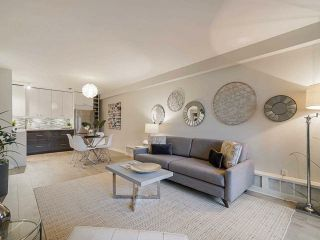 """Photo 6: 101 756 GREAT NORTHERN Way in Vancouver: Mount Pleasant VE Condo for sale in """"Pacific Terraces"""" (Vancouver East)  : MLS®# R2577587"""
