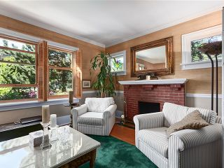 Photo 3: 5870 ONTARIO Street in Vancouver: Main House for sale (Vancouver East)  : MLS®# V1020718