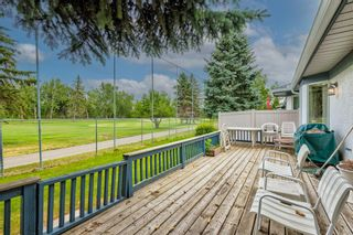 Photo 44: 34 Woodmeadow Close SW in Calgary: Woodlands Semi Detached for sale : MLS®# A1127227