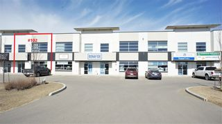 Photo 1: 102 108 PROVINCIAL Avenue: Sherwood Park Industrial for sale or lease : MLS®# E4260823