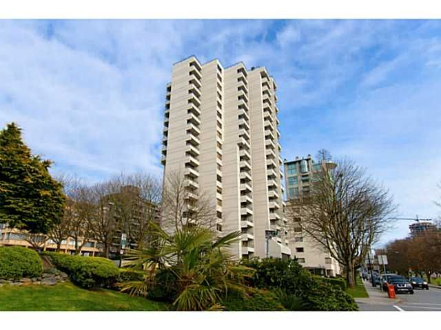 Main Photo: 1502 1995 BEACH Avenue in Vancouver: West End VW Condo for sale (Vancouver West)  : MLS®# V998549