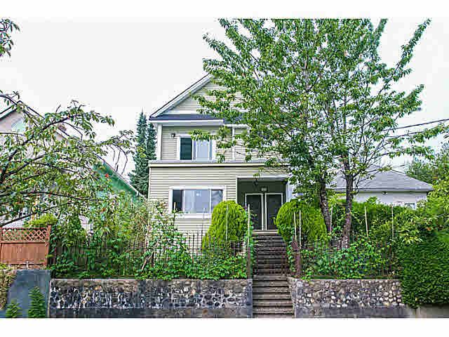 """Main Photo: 3117 ST.CATHERINES Street in Vancouver: Mount Pleasant VE House for sale in """"MOUNT PLEASANT"""" (Vancouver East)  : MLS®# V1134159"""