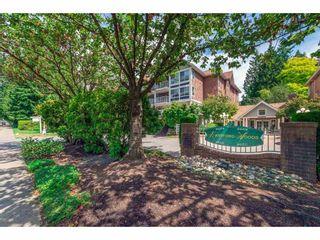 "Photo 1: 110 9650 148 Street in Surrey: Guildford Condo for sale in ""Hartford Woods"" (North Surrey)  : MLS®# R2447474"