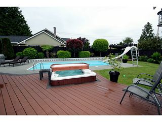 """Photo 16: 1073 SHAMAN Crescent in Tsawwassen: English Bluff House for sale in """"THE VILLAGE"""" : MLS®# V1012662"""