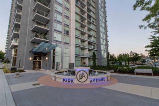 """Photo 1: 4101 13696 100 Avenue in Surrey: Whalley Condo for sale in """"Park Avenue West"""" (North Surrey)  : MLS®# R2289340"""