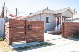 Photo 1: LOGAN HEIGHTS House for sale : 3 bedrooms : 1927 Pueblo Street in San Diego