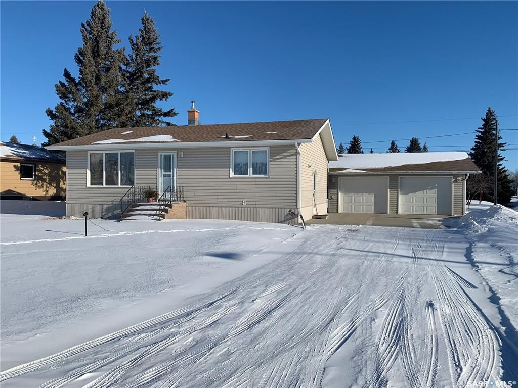 Main Photo: 101 Railway Avenue in Theodore: Residential for sale : MLS®# SK841658