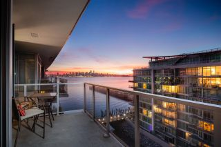 """Photo 14: 805 185 VICTORY SHIP Way in North Vancouver: Lower Lonsdale Condo for sale in """"CASCADE AT THE PIER"""" : MLS®# R2421041"""
