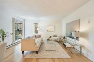 """Photo 2: 105 1845 W 7TH Avenue in Vancouver: Kitsilano Condo for sale in """"Heritage At Cypress"""" (Vancouver West)  : MLS®# R2591030"""