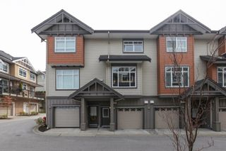 "Photo 1: 9 2979 156 Street in Surrey: Grandview Surrey Townhouse for sale in ""Enclave"" (South Surrey White Rock)  : MLS®# R2253268"