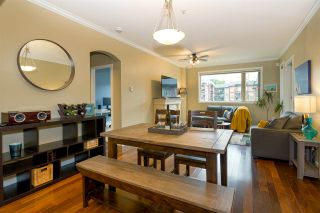 """Photo 6: 213 2627 SHAUGHNESSY Street in Port Coquitlam: Central Pt Coquitlam Condo for sale in """"VILLAGIO"""" : MLS®# R2399520"""