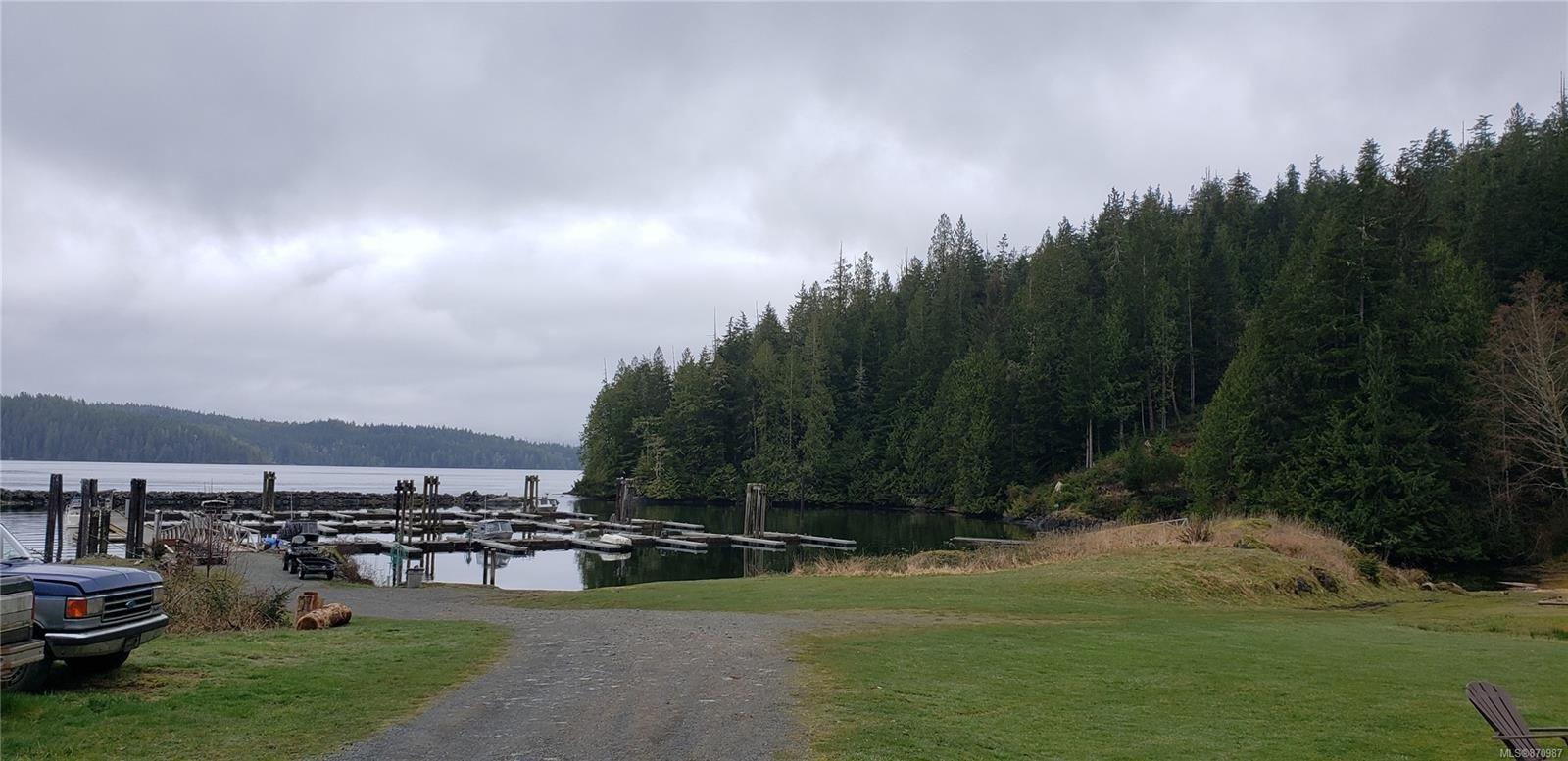 Main Photo: Lot 16 Haggard Cove in : PA Alberni Inlet Land for sale (Port Alberni)  : MLS®# 870987