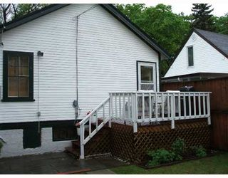 Photo 9: 621 WALKER Avenue in WINNIPEG: Fort Rouge / Crescentwood / Riverview Residential for sale (South Winnipeg)  : MLS®# 2810170