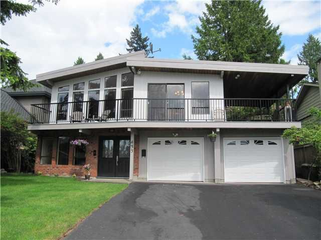 Main Photo: 433 SELMAN Street in Coquitlam: Coquitlam West House for sale : MLS®# V979369