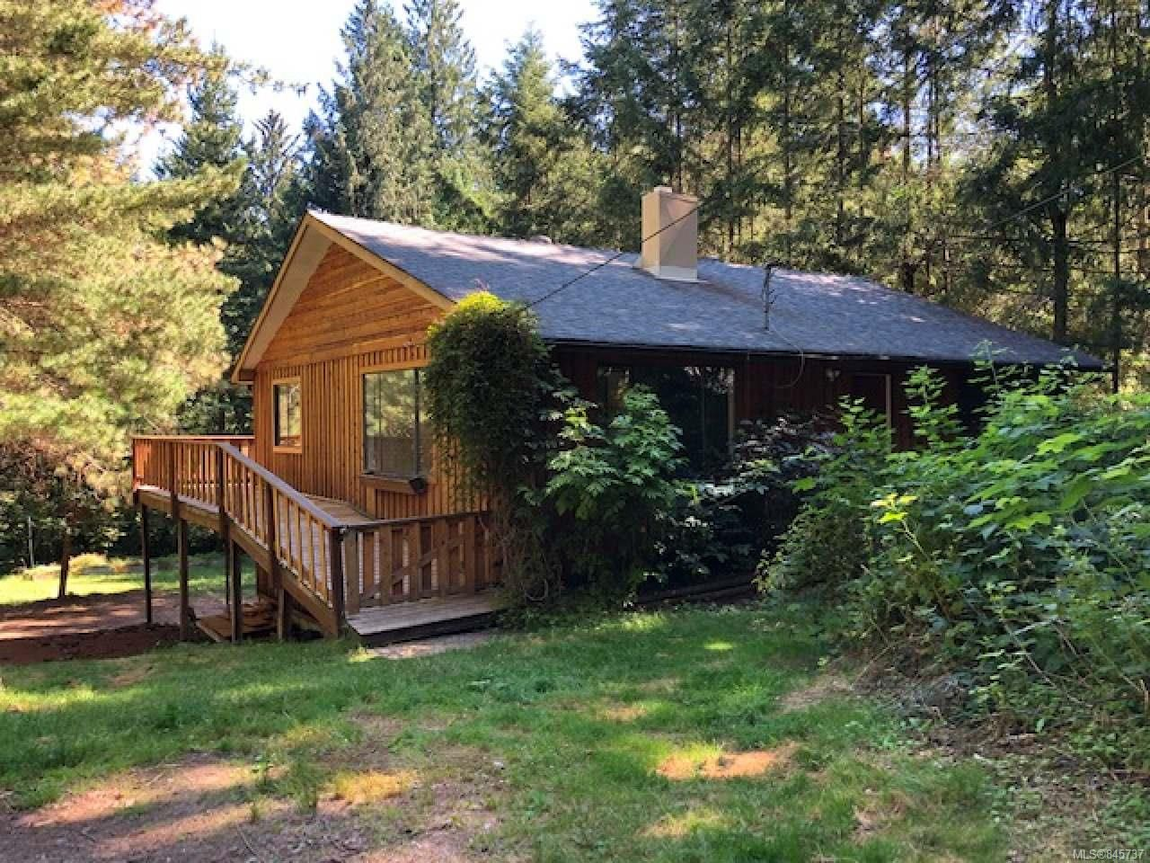 Main Photo: 3125 Rinvold Rd in QUALICUM BEACH: PQ Errington/Coombs/Hilliers House for sale (Parksville/Qualicum)  : MLS®# 845737