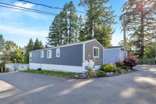 """Photo 1: 93 9950 WILSON Street in Mission: Stave Falls Manufactured Home for sale in """"RUSKIN PARK"""" : MLS®# R2481152"""