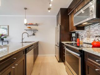 """Photo 8: 1 1214 W 7TH Avenue in Vancouver: Fairview VW Townhouse for sale in """"MARVISTA COURTS"""" (Vancouver West)  : MLS®# R2560085"""