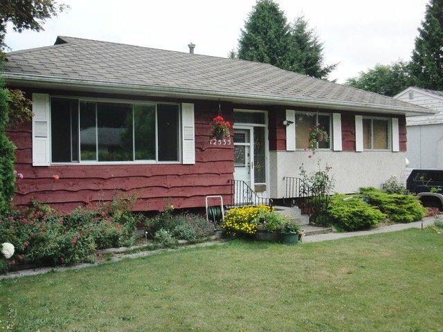 Main Photo: 12535 99TH Avenue in Surrey: Cedar Hills House for sale (North Surrey)  : MLS®# F1301831