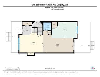 Photo 48: 218 SADDLEBROOK Way NE in Calgary: Saddle Ridge Detached for sale : MLS®# A1037263