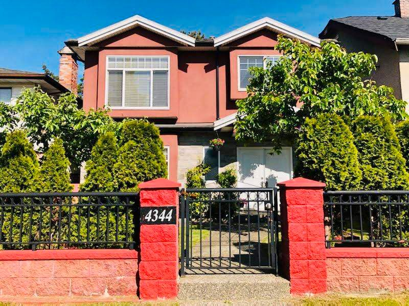 Main Photo: 4344 VICTORIA Drive in Vancouver: Victoria VE House for sale (Vancouver East)  : MLS®# R2603661