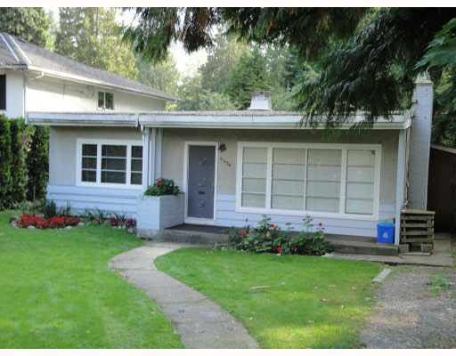 Main Photo: 4470 Capilano Road in NORTH VANCOUVER: Canyon Heights NV House for sale (North Vancouver)  : MLS®# V1119258