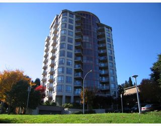 """Photo 1: 901 38 LEOPOLD Place in New_Westminster: Downtown NW Condo for sale in """"LEOPOLD PLACE"""" (New Westminster)  : MLS®# V741631"""