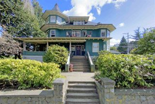 "Main Photo: 2812 YUKON Street in Vancouver: Mount Pleasant VW House for sale in ""Yukon Mansion"" (Vancouver West)  : MLS®# R2559354"