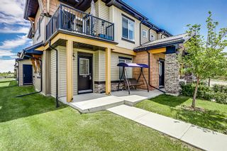 Photo 1: 4101 2781 Chinook Winds Drive SW: Airdrie Row/Townhouse for sale : MLS®# A1122358