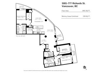 """Photo 30: SPH5001 777 RICHARDS Street in Vancouver: Downtown VW Condo for sale in """"TELUS GARDEN"""" (Vancouver West)  : MLS®# R2595049"""