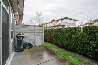 """Photo 19: 66 34248 KING Road in Abbotsford: Poplar Townhouse for sale in """"Argyle"""" : MLS®# R2338605"""
