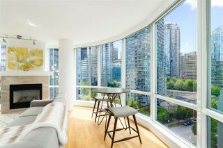 """Photo 6: 803 323 JERVIS Street in Vancouver: Coal Harbour Condo for sale in """"ESCALA"""" (Vancouver West)  : MLS®# R2591803"""