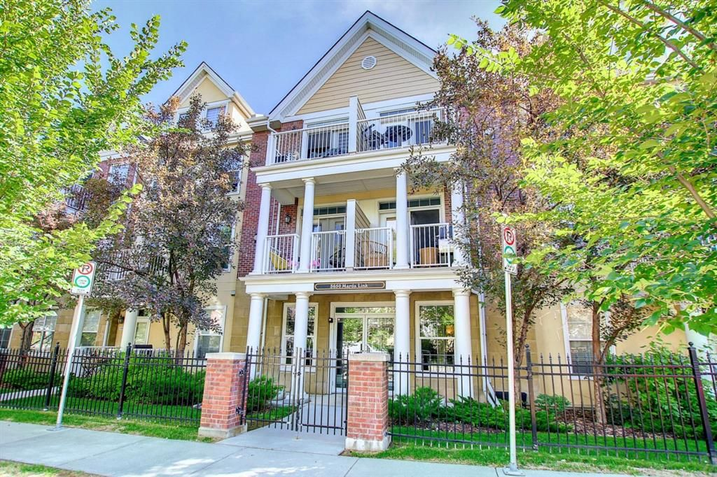 Main Photo: 204 3650 Marda Link SW in Calgary: Garrison Woods Apartment for sale : MLS®# A1143421