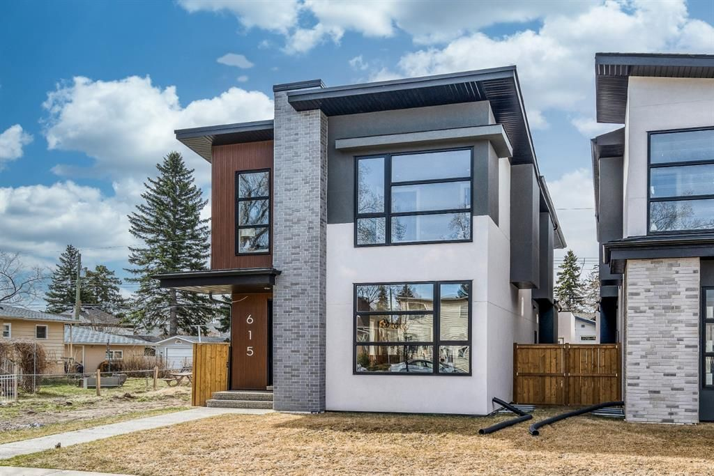 Main Photo: 615 19 Avenue NW in Calgary: Mount Pleasant Detached for sale : MLS®# A1108206