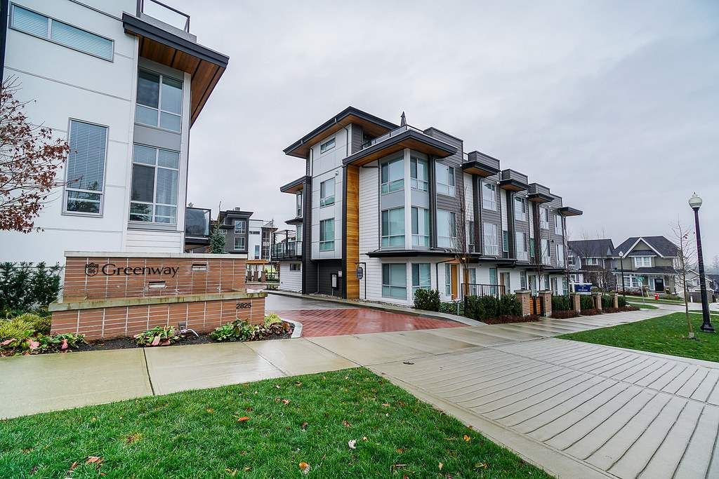 """Main Photo: 65 2825 159 Street in Surrey: Grandview Surrey Townhouse for sale in """"Greenway"""" (South Surrey White Rock)  : MLS®# R2532823"""