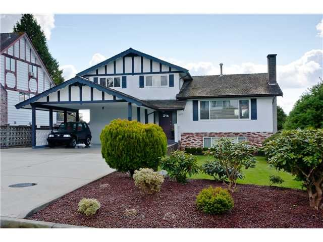 Main Photo: 6236 LOCHDALE Street in Burnaby: Parkcrest House for sale (Burnaby North)  : MLS®# V881458