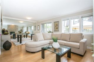"""Photo 8: 101 219 BEGIN Street in Coquitlam: Maillardville Townhouse for sale in """"PLACE FOUNTAINEBLEU"""" : MLS®# R2090733"""