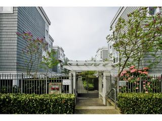 """Photo 20: 203 657 W 7TH Avenue in Vancouver: Fairview VW Townhouse for sale in """"THE IVY'S"""" (Vancouver West)  : MLS®# V1059646"""