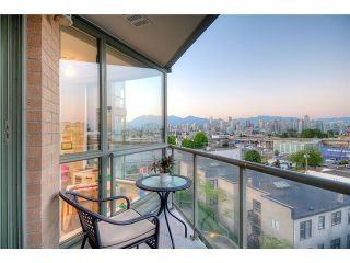 """Photo 19: 705 2288 PINE Street in Vancouver: Fairview VW Condo for sale in """"THE FAIRVIEW"""" (Vancouver West)  : MLS®# V852538"""