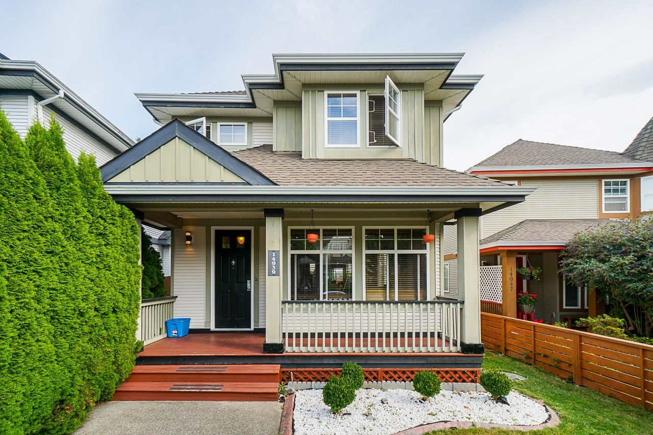 """Main Photo: 14939 56A Avenue in Surrey: Sullivan Station House for sale in """"SULIVAN STATION"""" : MLS®# R2616221"""