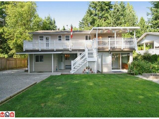 """Photo 8: Photos: 4176 206A Street in Langley: Brookswood Langley House for sale in """"BROOKSWOOD"""" : MLS®# F1121699"""