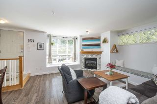 """Photo 4: 4 1071 LYNN VALLEY Road in North Vancouver: Lynn Valley Townhouse for sale in """"River Rock"""" : MLS®# R2584464"""