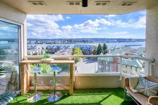 """Photo 11: 802 1045 QUAYSIDE Drive in New Westminster: Quay Condo for sale in """"Quayside Tower"""" : MLS®# R2617819"""