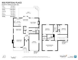 Photo 2: 850 PORTEAU Place in North Vancouver: Roche Point House for sale : MLS®# R2579321