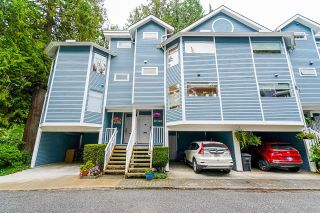 """Photo 1: 9140 RIDGEMOOR Place in Burnaby: Forest Hills BN Townhouse for sale in """"MOUNTAIN GATE"""" (Burnaby North)  : MLS®# R2611522"""