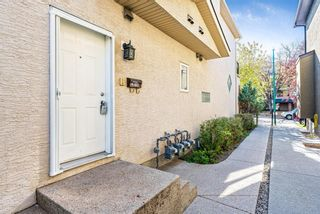 Photo 2: 2 720 56 Avenue SW in Calgary: Windsor Park Row/Townhouse for sale : MLS®# A1153375
