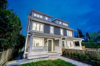 Photo 1: 1265 E 20TH Avenue in Vancouver: Knight 1/2 Duplex for sale (Vancouver East)  : MLS®# R2387531