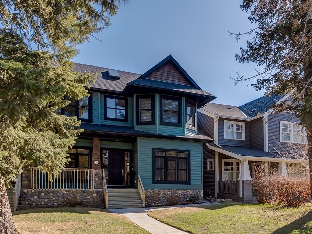 Main Photo: 1729 1 Avenue NW in Calgary: Hillhurst House for sale : MLS®# C4182225