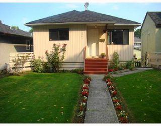 """Main Photo: 2237 E 38TH Avenue in Vancouver: Victoria VE House for sale in """"VICTORIA VE"""" (Vancouver East)  : MLS®# V734237"""