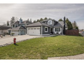 "Photo 1: 5297 197 Street in Langley: Langley City House for sale in ""Brydon Park Duck Lake"" : MLS®# R2555309"
